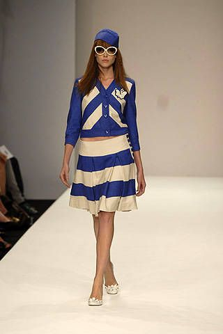Eley Kishimoto Spring 2008 Ready-to-wear Collections - 001