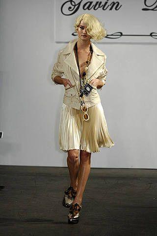 Gavin Douglas Spring 2008 Ready&#45&#x3B;to&#45&#x3B;wear Collections &#45&#x3B; 001