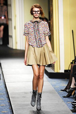 Luella Spring 2008 Ready-to-wear Collections - 001