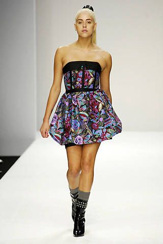 PPQ Spring 2008 Ready-to-wear Collections - 001