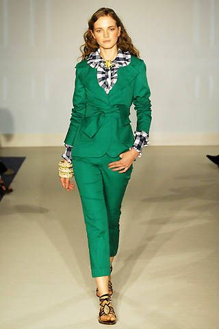 Duro Olowu Spring 2008 Ready-to-wear Collections - 001