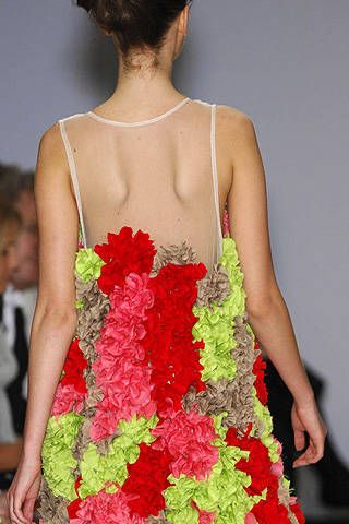 John Rocha Spring 2008 Ready-to-wear Detail - 001