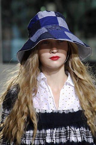 Nicole Farhi Spring 2008 Ready-to-wear Detail - 001