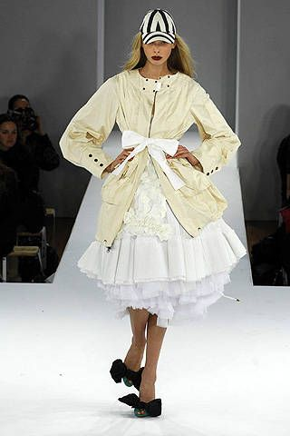 Nathan Jenden Spring 2008 Ready-to-wear Collections - 001