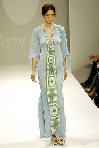 Allegra Hicks Spring 2008 Ready-to-wear Collections - 001