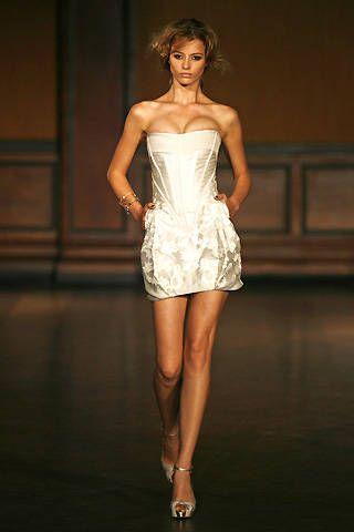 Aurelio Costarella Spring 2008 Ready-to-wear Collections - 001
