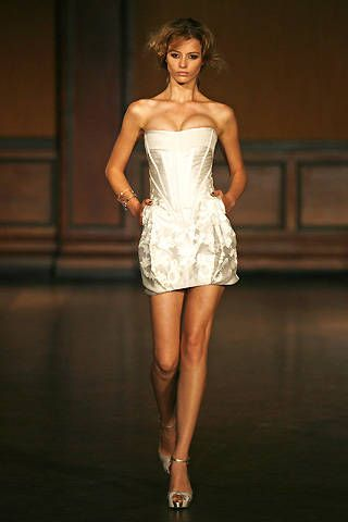 Aurelio Costarella Spring 2008 Ready-to-wear Collections - 001