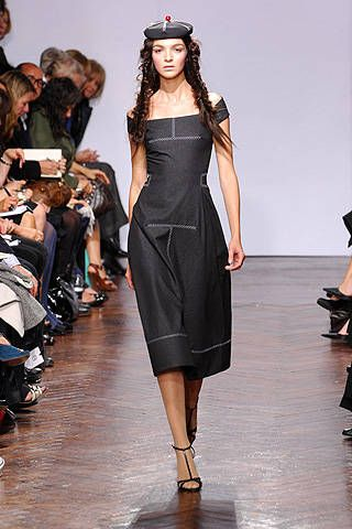 Giles Spring 2008 Ready-to-wear Collections - 001