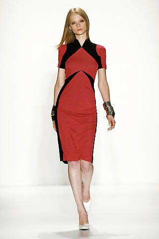 Jayson Brunsdon Spring 2008 Ready-to-wear Collections - 001