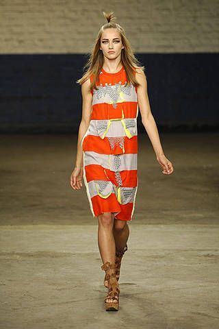 Louise Gray Spring 2008 Ready&#45&#x3B;to&#45&#x3B;wear Collections &#45&#x3B; 001