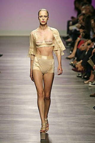 Alessandro DellAcqua Spring 2008 Ready-to-wear Collections - 001