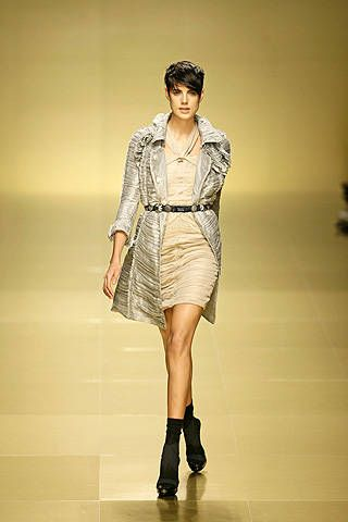 Burberry Prorsum Spring 2008 Ready-to-wear Collections - 001