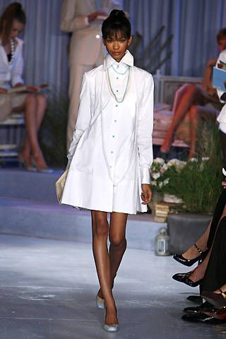 Charles Nolan Spring 2008 Ready-to-wear Collections - 001