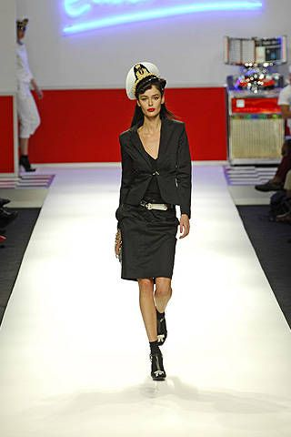 Enrico Coveri Spring 2008 Ready&#45&#x3B;to&#45&#x3B;wear Collections &#45&#x3B; 001