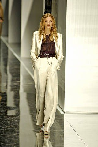 Gianfranco FerrÃ{{{copy}}} Spring 2008 Ready-to-wear Collections - 001