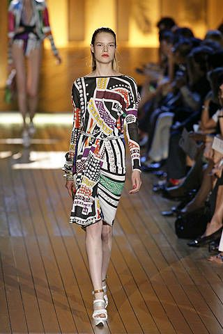 Just Cavalli Spring 2008 Ready-to-wear Collections - 001
