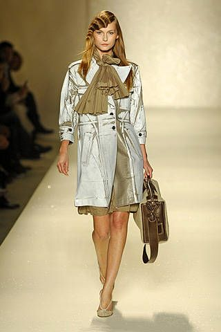 Trussardi Spring 2008 Ready&#45&#x3B;to&#45&#x3B;wear Collections &#45&#x3B; 001