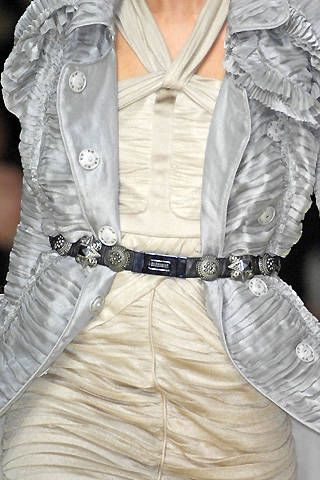 Burberry Prorsum Spring 2008 Ready-to-wear Detail - 001