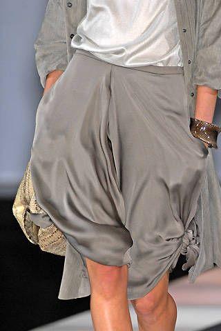 Giorgio Armani Spring 2008 Ready-to-wear Detail - 001