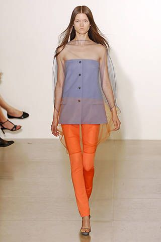 Jil Sander Spring 2008 Ready-to-wear Collections - 001
