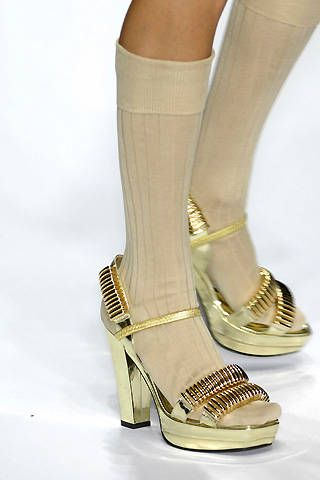 Krizia Spring 2008 Ready&#45&#x3B;to&#45&#x3B;wear Detail &#45&#x3B; 001