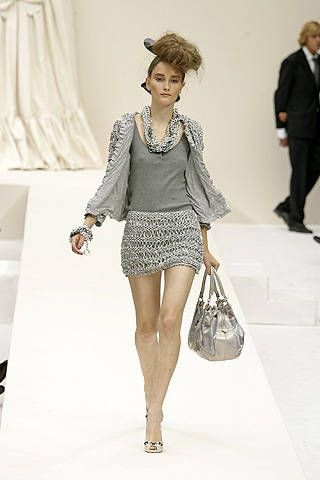 Moschino Spring 2008 Ready&#45&#x3B;to&#45&#x3B;wear Collections &#45&#x3B; 001
