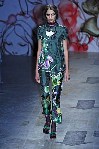 Prada Spring 2008 Ready-to-wear Collections - 001