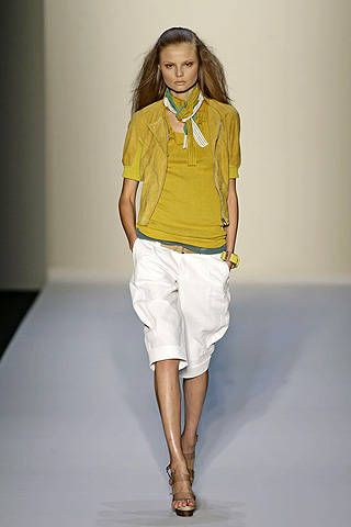 Pringle of Scotland Spring 2008 Ready-to-wear Collections - 001