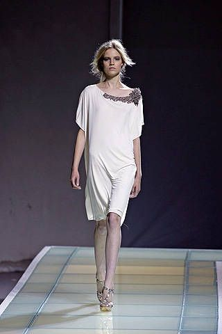 Alberta Ferretti Spring 2008 Ready-to-wear Collections - 001