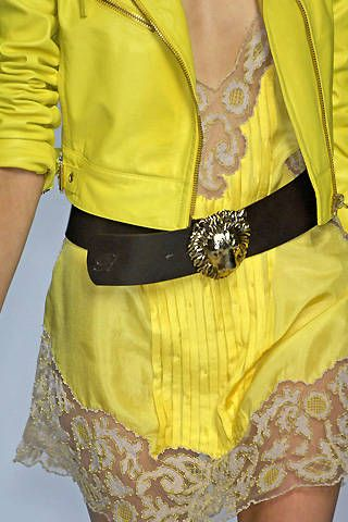 Blumarine Spring 2008 Ready-to-wear Detail - 001