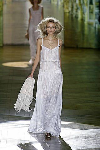Roberto Cavalli Spring 2008 Ready-to-wear Collections - 001