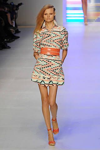 Emilio Pucci Spring 2008 Ready-to-wear Collections - 001