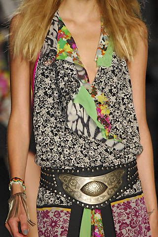 Etro Spring 2008 Ready-to-wear Detail - 001