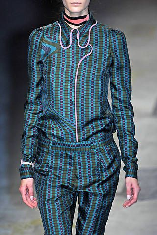 Prada Spring 2008 Ready-to-wear Detail - 001