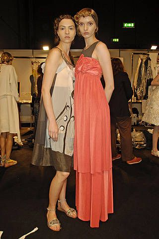 Antonio Marras Spring 2008 Ready-to-wear Backstage - 001