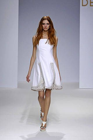 Derercuny Spring 2008 Ready-to-wear Collections - 001