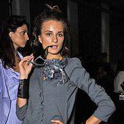 Emporio Armani Spring 2008 Ready-to-wear Backstage - 001