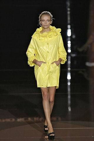 Ermanno Scervino Spring 2008 Ready-to-wear Collections - 001