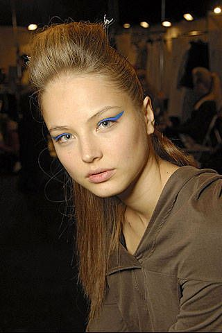 Blugirl Spring 2008 Ready-to-wear Backstage - 001