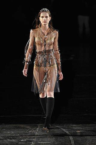 A.F. Vandevorst Spring 2008 Ready-to-wear Collections - 001