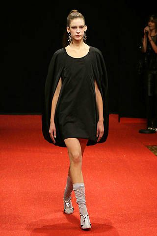 Gaspard Yurkievich Spring 2008 Ready&#45&#x3B;to&#45&#x3B;wear Collections &#45&#x3B; 001