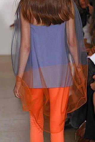Jil Sander Spring 2008 Ready-to-wear Detail - 001
