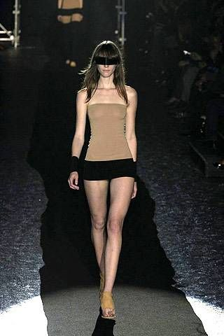 Maison Martin Margiela Spring 2008 Ready-to-wear Collections - 001