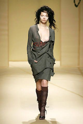 Vivienne Westwood Spring 2008 Ready-to-wear Collections - 001
