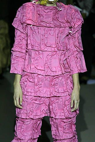 Comme des Garçons Spring 2008 Ready-to-wear Detail - 001