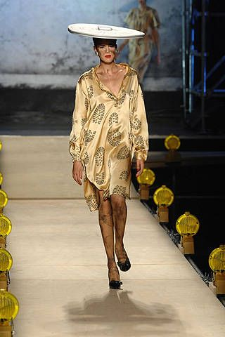 Jeremy Scott Spring 2008 Ready-to-wear Collections - 001