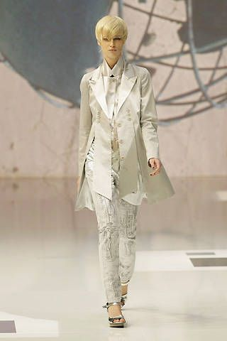 MarithÃ{{{copy}}} + François Girbaud Spring 2008 Ready-to-wear Collections - 001