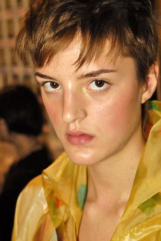 Issey Miyake Spring 2008 Ready-to-wear Backstage - 001