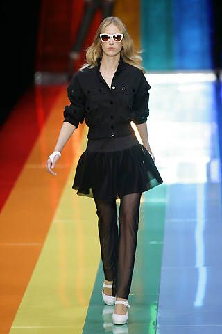 Karl Lagerfeld Spring 2008 Ready-to-wear Collections - 001