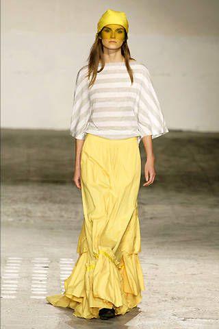 Veronique Branquinho Spring 2008 Ready&#45&#x3B;to&#45&#x3B;wear Collections &#45&#x3B; 001